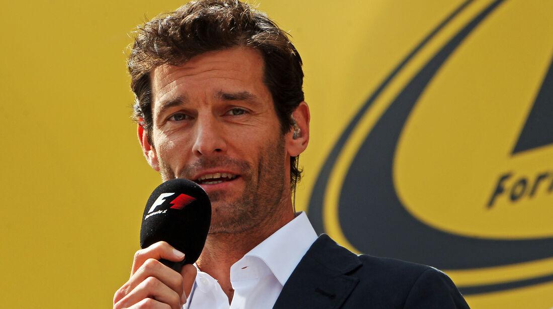Mark Webber - GP Österreich 2014