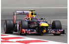 Mark Webber - Red Bull - Formel 1 - GP Bahrain - 19. April 2013