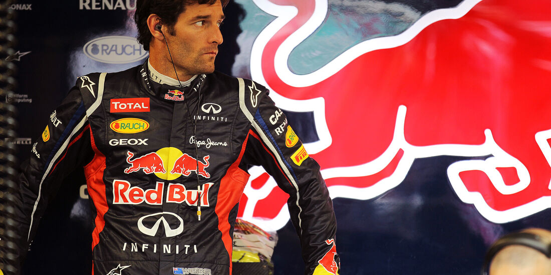 Mark Webber - Red Bull - Formel 1 - GP Kanada 2012 - 8. Juni 2012