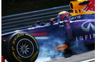 Mark Webber - Red Bull - Formel 1 - GP Ungarn 2013