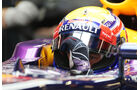Mark Webber, Red Bull, Formel 1-Test, Barcelona, 21. Februar 2013