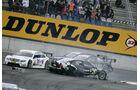 Markus Winkelhock DTM-Crash