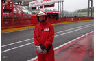 Marshall - Formel 1-Test - Mugello - 1. Mai 2012