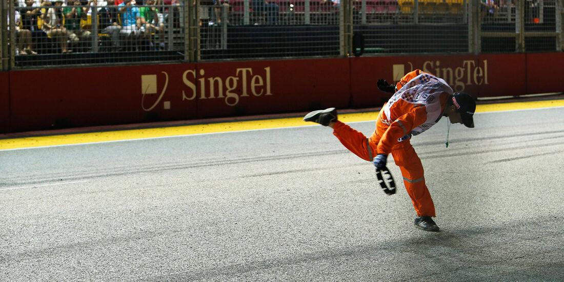 Marshall GP Singapur 2012