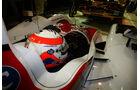 Martin Brundle (GBR), Zytek Z11sn - Nissan Greaves Motorsport LMP2, 24h-Rennen Le Mans 2012