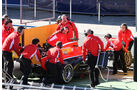 Marussia F1 Test Jerez 2013 Highlights
