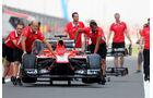 Marussia - Formel 1 - GP Indien - Delhi - 24. Oktober 2013