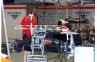 Marussia - Formel 1 - GP Italien - 4. September 2014