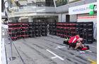 Marussia - Formel 1 - GP Italien - Monza - 5. September 2013