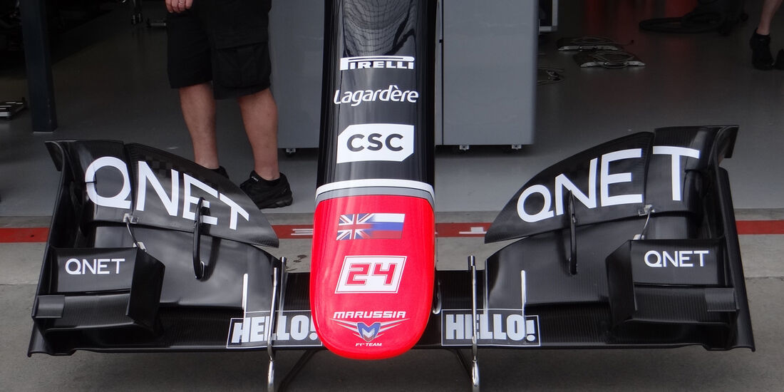 Marussia - GP Australien - Melbourne - 15. März 2012
