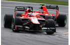 Marussia - GP Belgien 2013