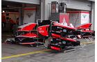 Marussia - GP Deutschland - Nürburgring - 3. Juli 2013