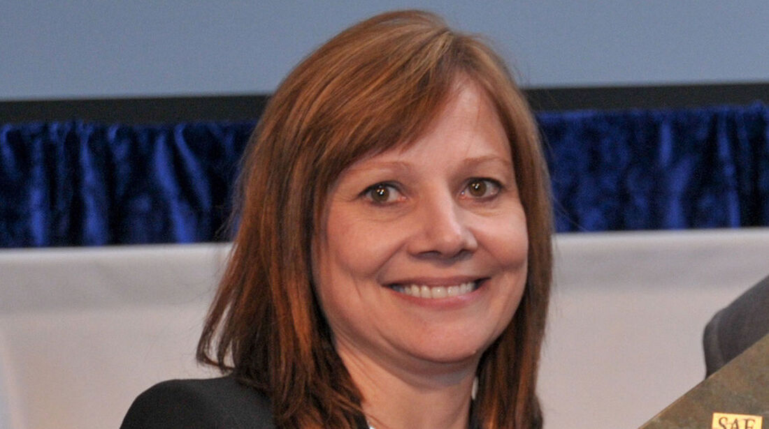 Mary T Barra