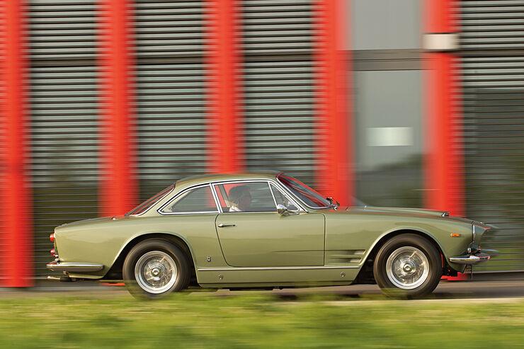 Maserati 3500 GTI S Sebring, Seitenansicht