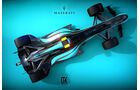 Maserati - F1-Designstudie - 2017
