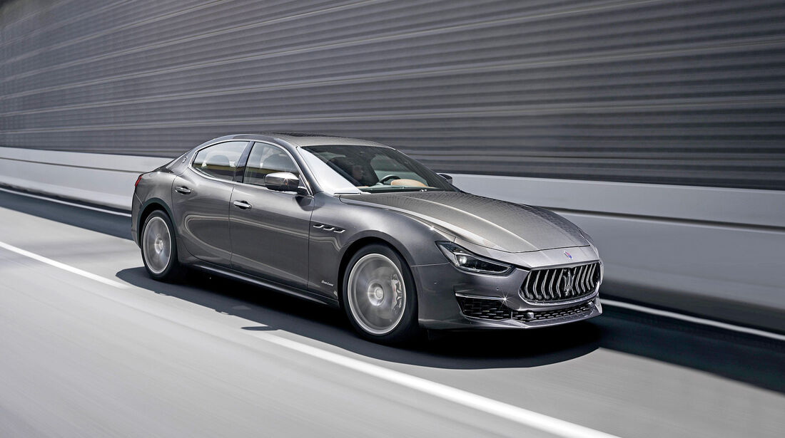Maserati Ghibli S Q4 - Serie - Limousinen bis 100000 Euro - sport auto Award 2019