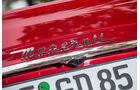 Maserati Ghibli, Schriftzug