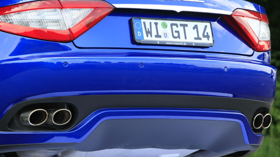 Maserati Gran Turismo S