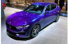 Maserati Levante Modelljahr 2018 IAA
