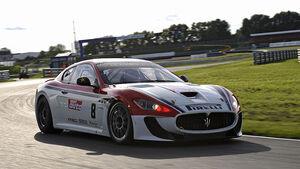 Maserati Trofeo GranTurismo MC