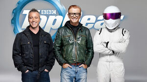 Matt LeBlanc wird Top Gear-Moderator, Chris Evans, BBC