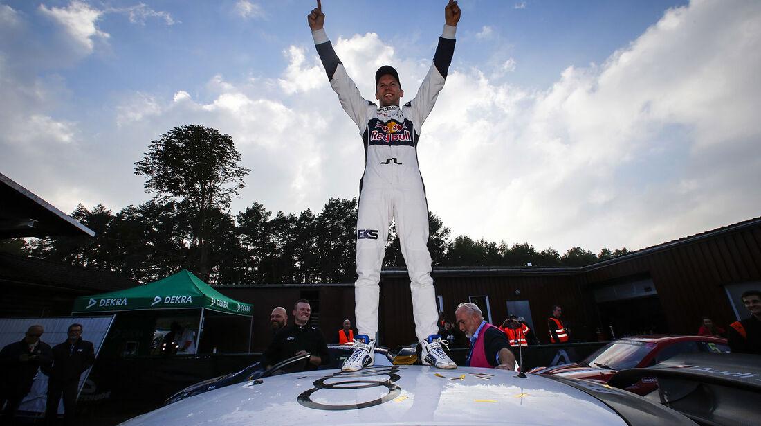 Mattias Ekström - Rallycross