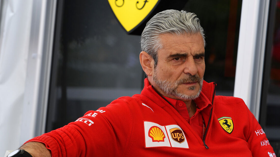 Maurizio Arrivabene - Ferrari - Formel 1 - GP Kanada - Montreal - 9. Juni 2018
