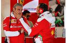 Maurizio Arrivabene - Ferrari - GP England 2016 - Silverstone - Rennen