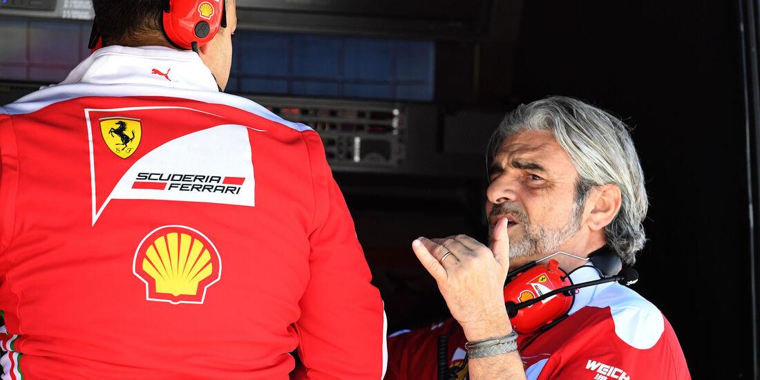 Maurizio Arrivabene - Ferrari - GP Kanada - Montreal - Freitag - 10.6.2016