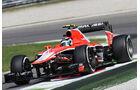 Max Chilton - GP Italien 2013