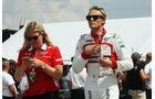 Max Chilton - Marussia - Formel 1 - GP Ungarn - 26. Juli 2014
