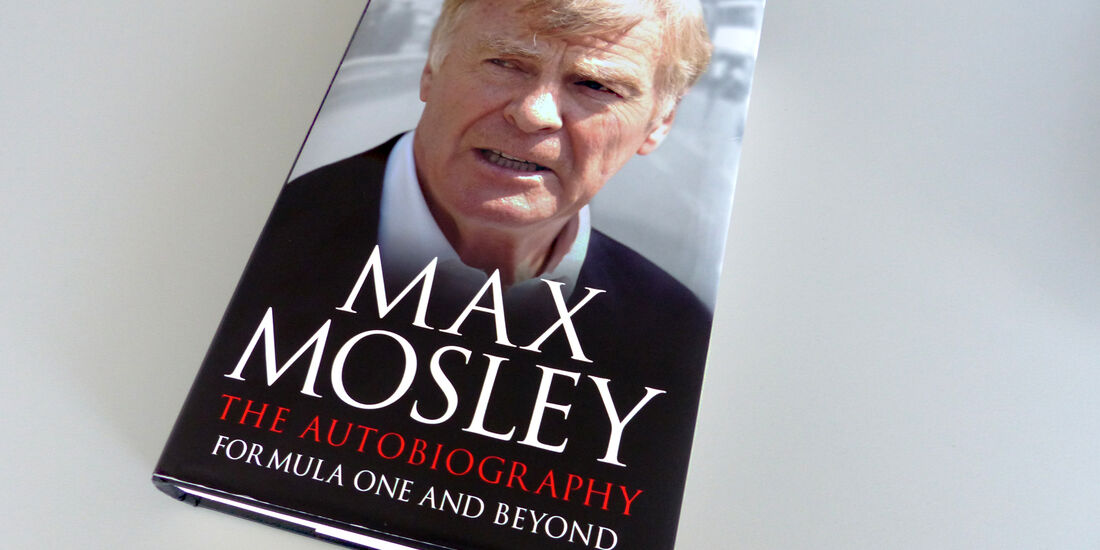 Max Mosley - Autobiography - Buch - 2015