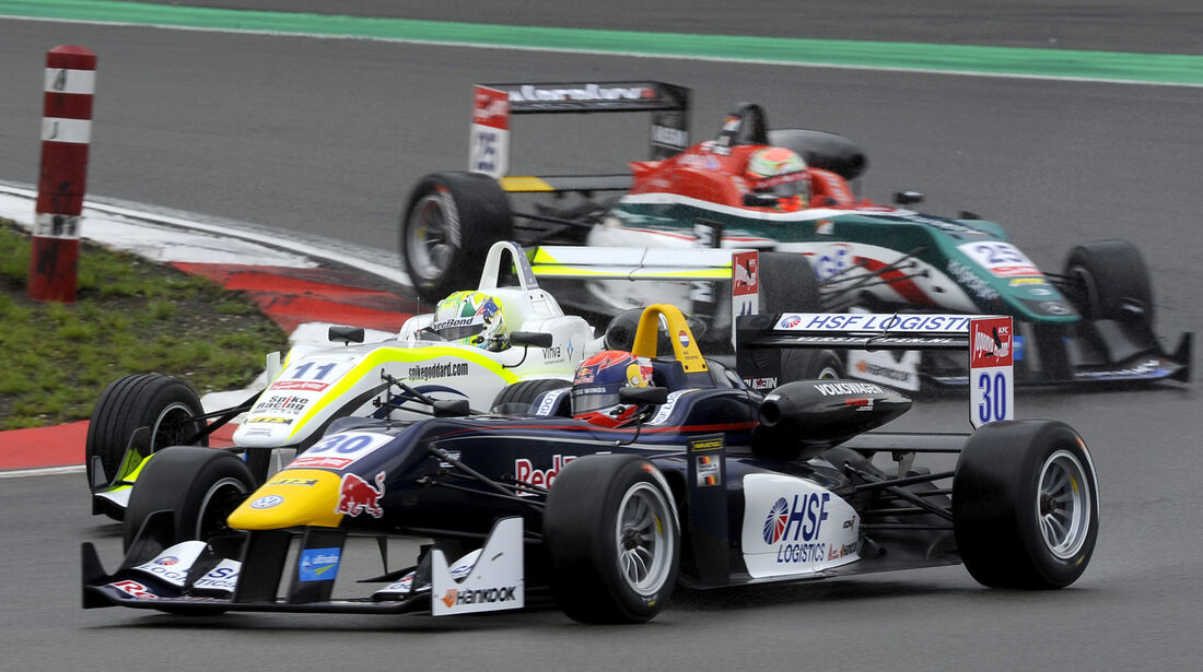Max Verstappen - 2038