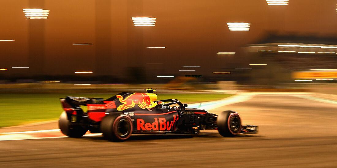 Max Verstappen - Formel 1 - GP Abu Dhabi 2018