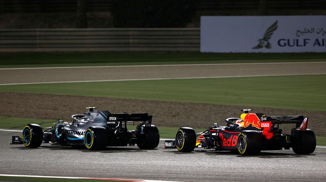 Max Verstappen - Formel 1 - GP Bahrain 2019