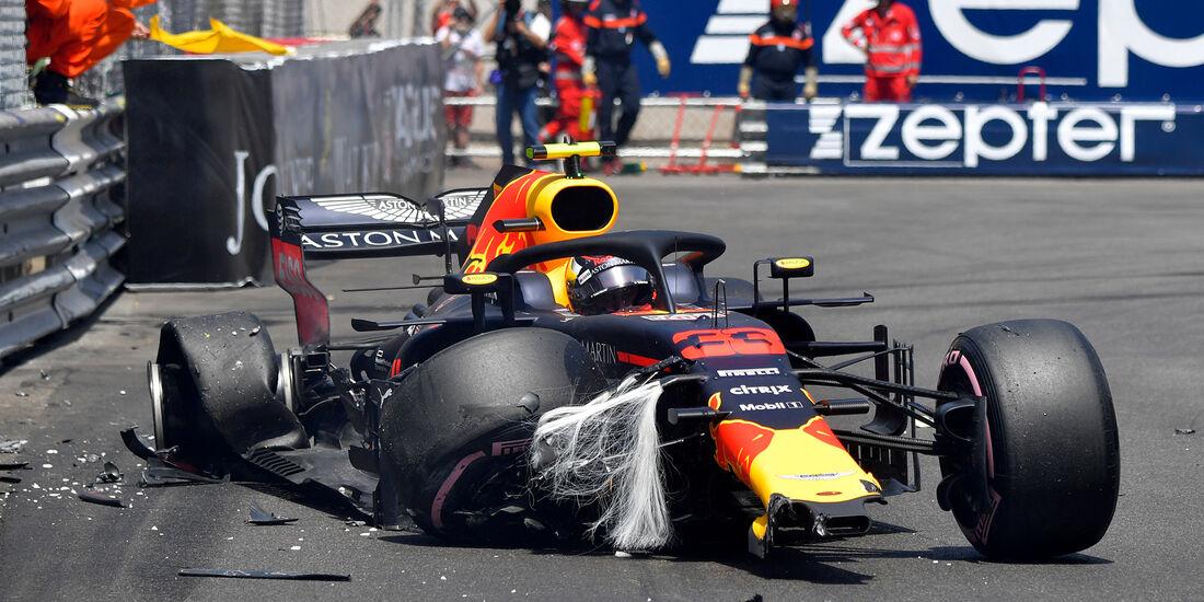 Max Verstappen - Formel 1 - GP Monaco 2018