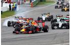 Max Verstappen - GP Deutschland 2016