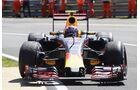 Max Verstappen - GP England 2016
