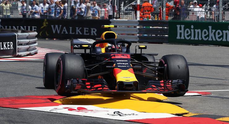 Max Verstappen - GP Monaco 2018