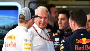 Max Verstappen - Helmut Marko - Red Bull - GP Australien 2018 - Melbourne