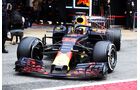Max Verstappen - Red Bull - F1-Test - Barcelona - Tag 2 - 27. Februar 2018
