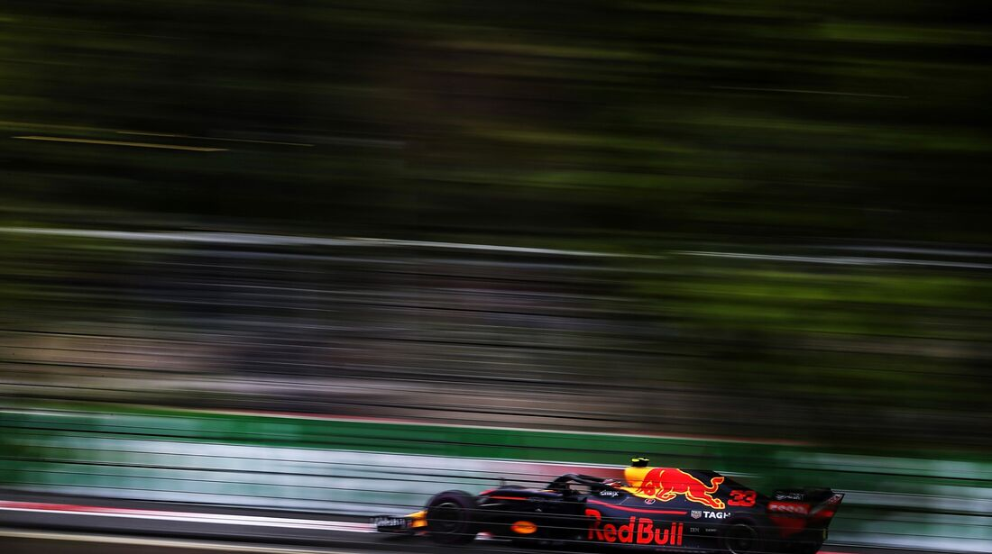 Max Verstappen - Red Bull - Formel 1 - GP Aserbaidschan - 28. April 2018