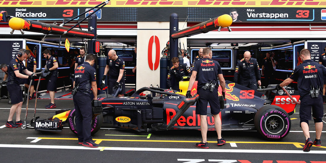 Max Verstappen - Red Bull - Formel 1 - GP Frankreich - Circuit Paul Ricard - Le Castellet - 23. Juni 2018