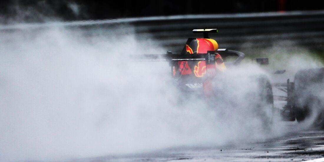 Max Verstappen - Red Bull - Formel 1 - GP Italien - 31. August 2018
