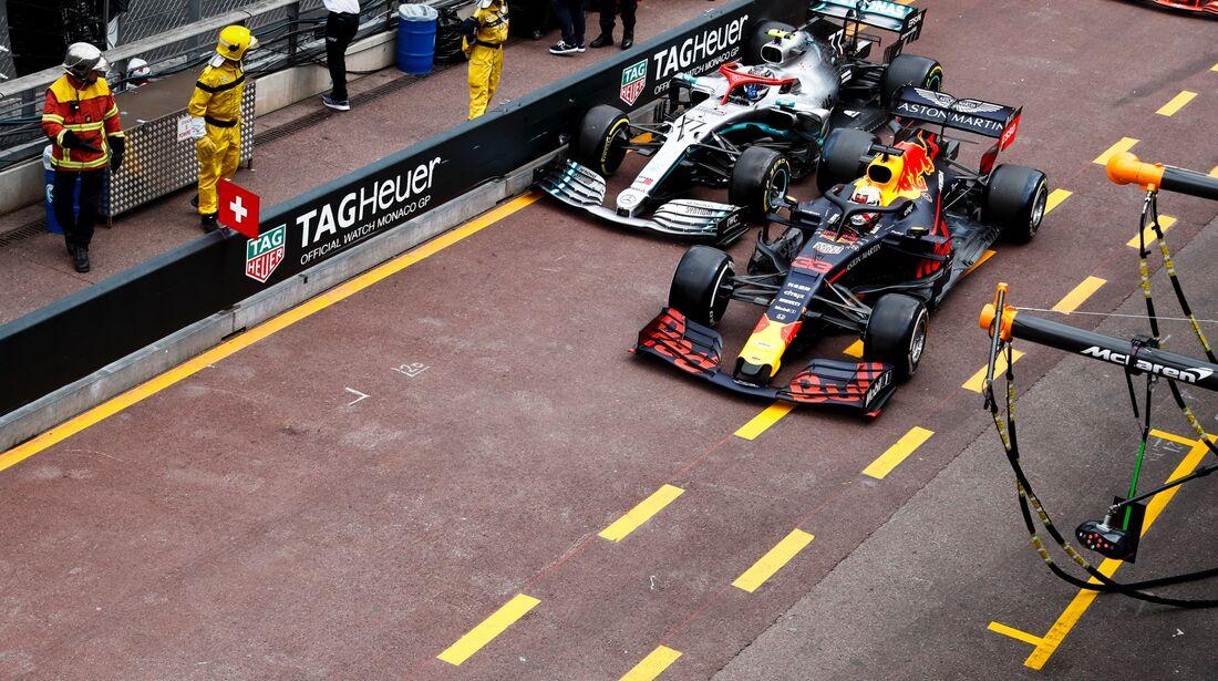Max Verstappen - Red Bull - Formel 1 - GP Monaco - 26. Mai 2019