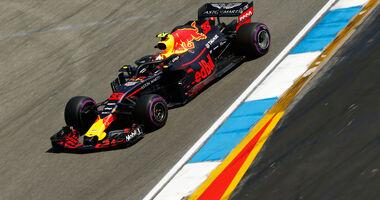 Max Verstappen - Red Bull - GP Deutschland - Hockenheim - Formel 1 - Freitag - 20.7.2018