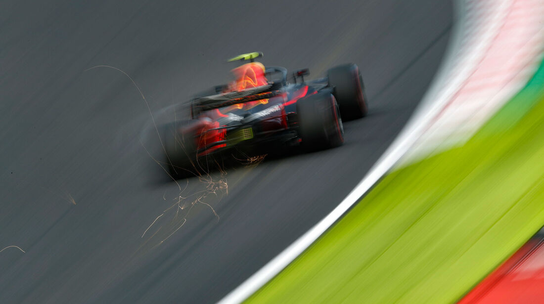Max Verstappen - Red Bull - GP Japan 2018 - Suzuka - Rennen