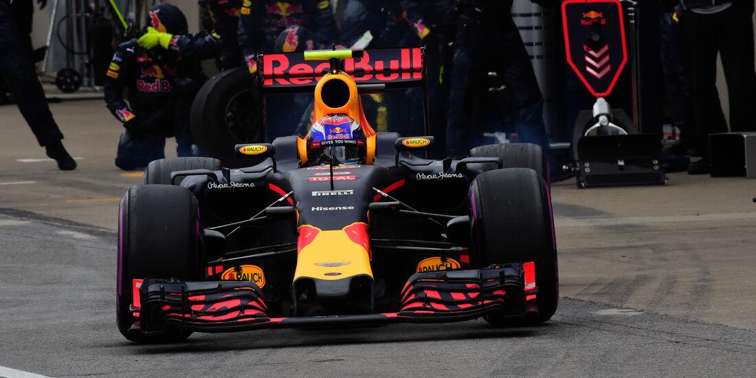 Max Verstappen - Red Bull - GP Kanada 2016 - Montreal