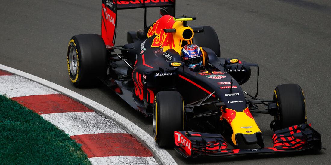 Max Verstappen - Red Bull - GP Kanada - Montreal - Freitag - 10.6.2016