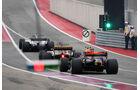 Max Verstappen - Red Bull - GP USA - Austin - Formel 1 - Freitag - 20.10.2017